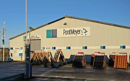 Beroemd Houthandel en bouwmarkt PontMeyer Winschoten | PontMeyer QX25
